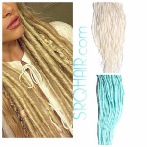 Dreadlock Hair Extensions