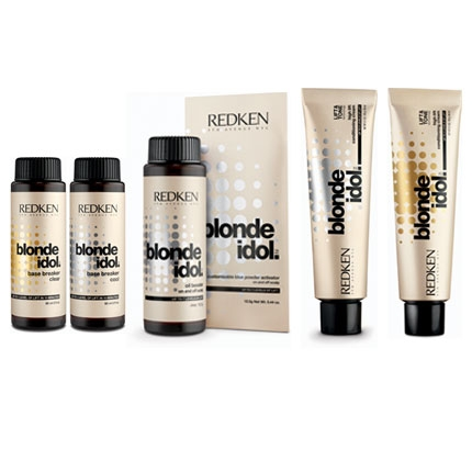 Redken Blonde Idol High Lift Color Review Srq Hair