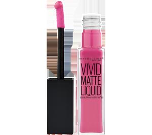 Pink Charge matte lipstick