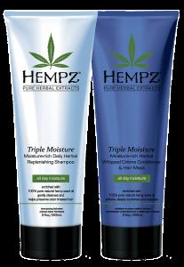 Hempz Triple Moisture Shampoo & Conditioner